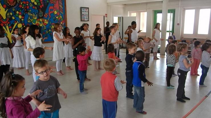 Danse - échauffements et retour au calme (3)