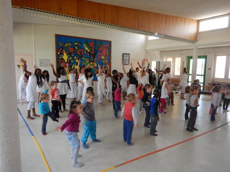 Danse - échauffements et retour au calme (4)