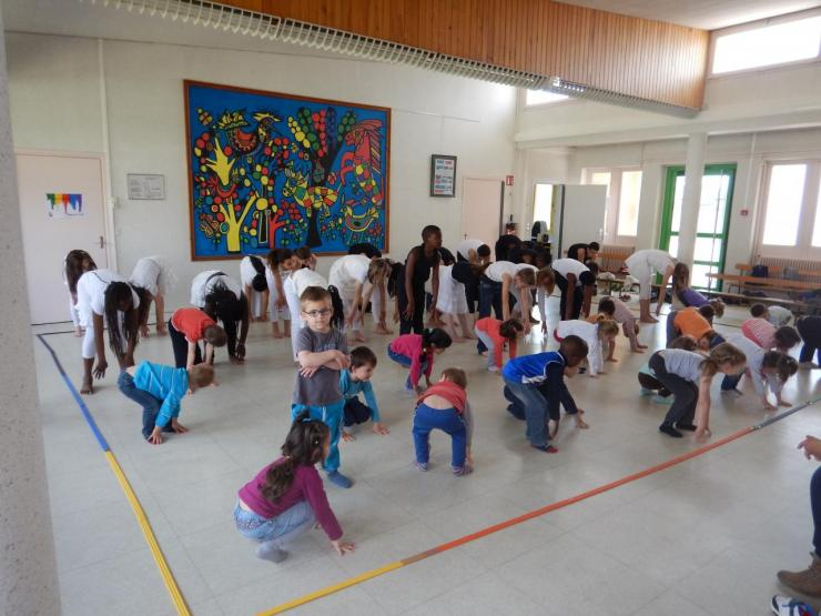 Danse - échauffements et retour au calme (7)