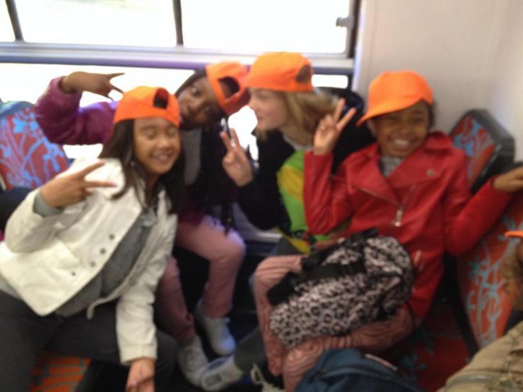 Dans le RER