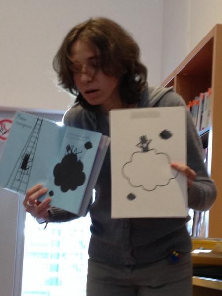 Adaptation des illustrations pour les illustrations thermogonflées