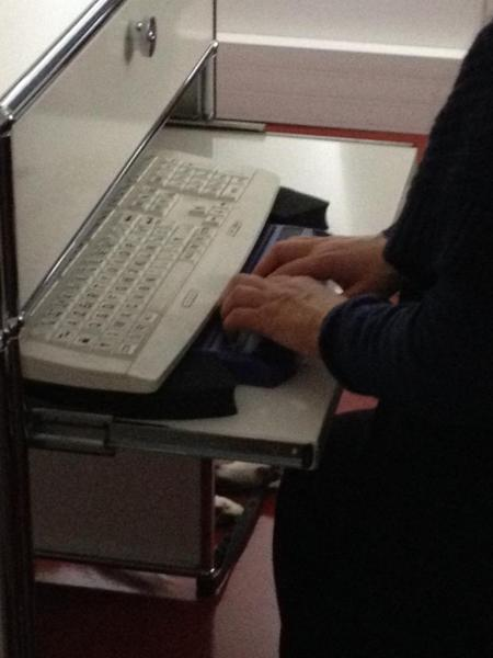 Les deux claviers