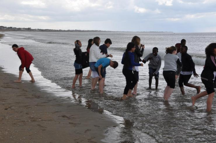 La plage avant la pluie (10)