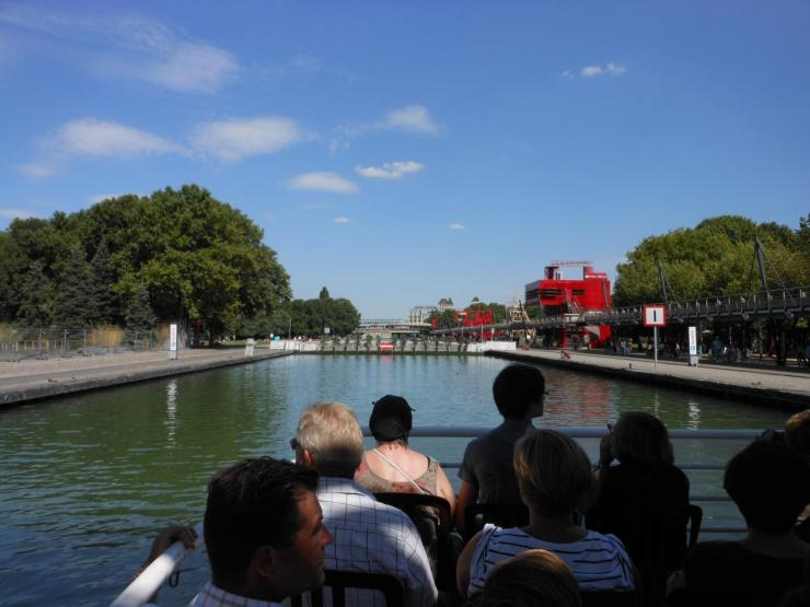 Le canal Saint Martin (10)