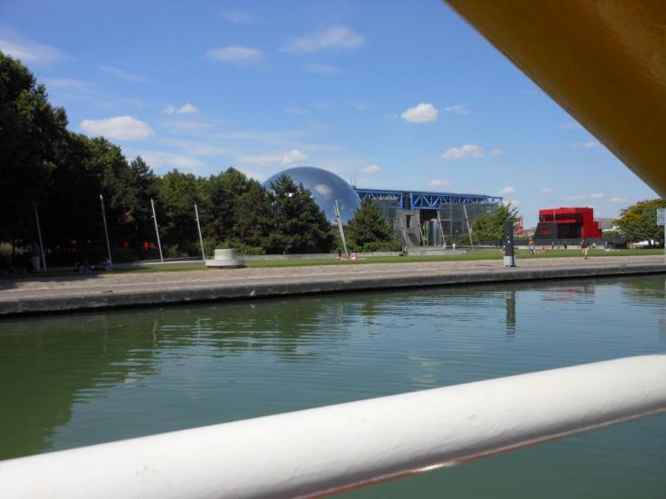 Le canal Saint Martin (11)