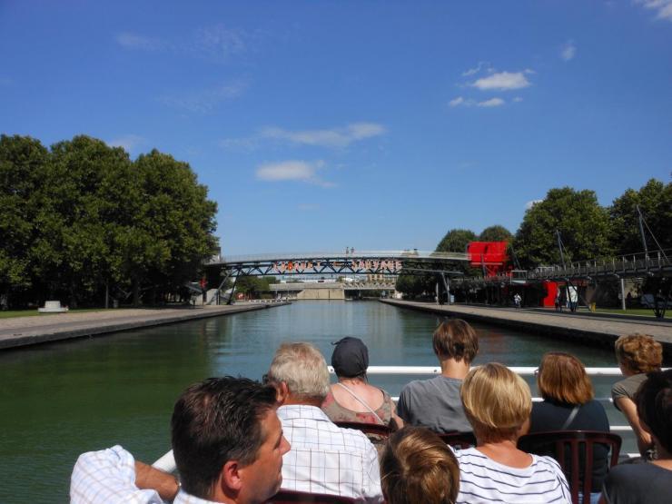 Le canal Saint Martin (15)