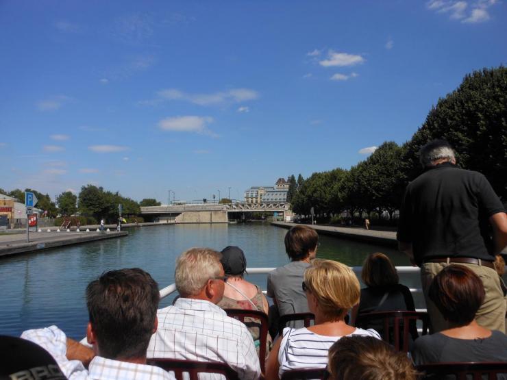 Le canal Saint Martin (16)