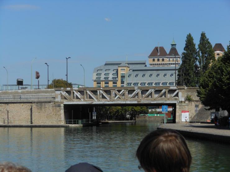 Le canal Saint Martin (17)