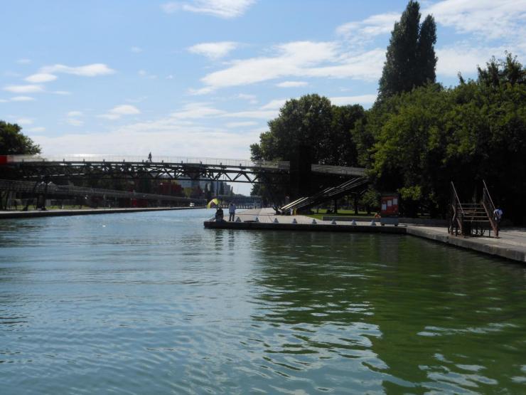 Le canal Saint Martin (19)