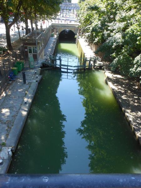 Le canal Saint Martin (2)