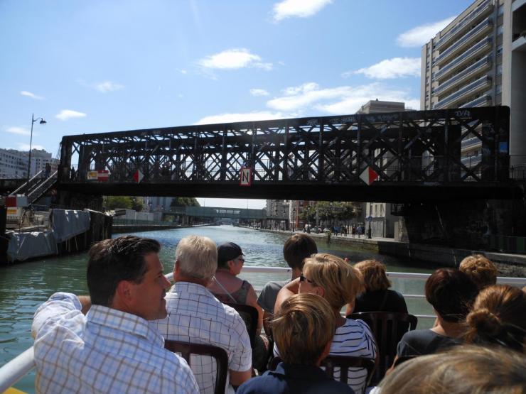 Le canal Saint Martin (22)