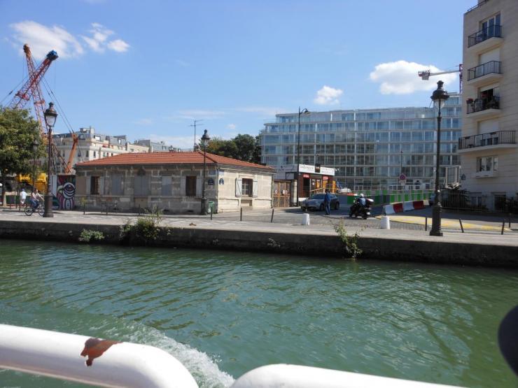Le canal Saint Martin (23)