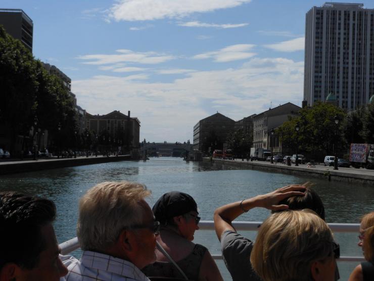 Le canal Saint Martin (24)