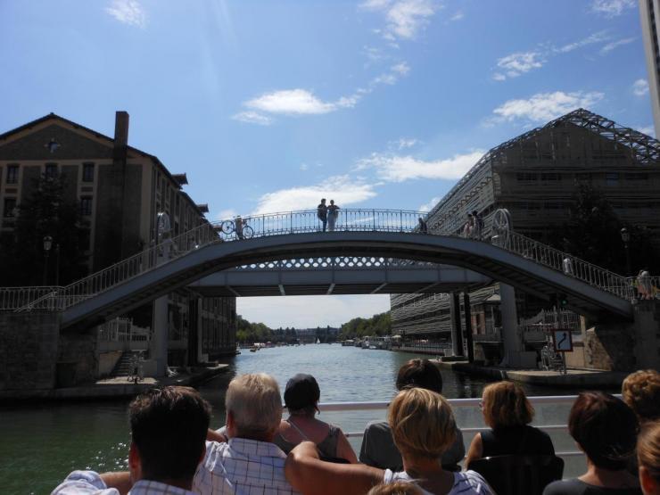 Le canal Saint Martin (25)