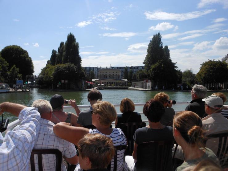 Le canal Saint Martin (27)