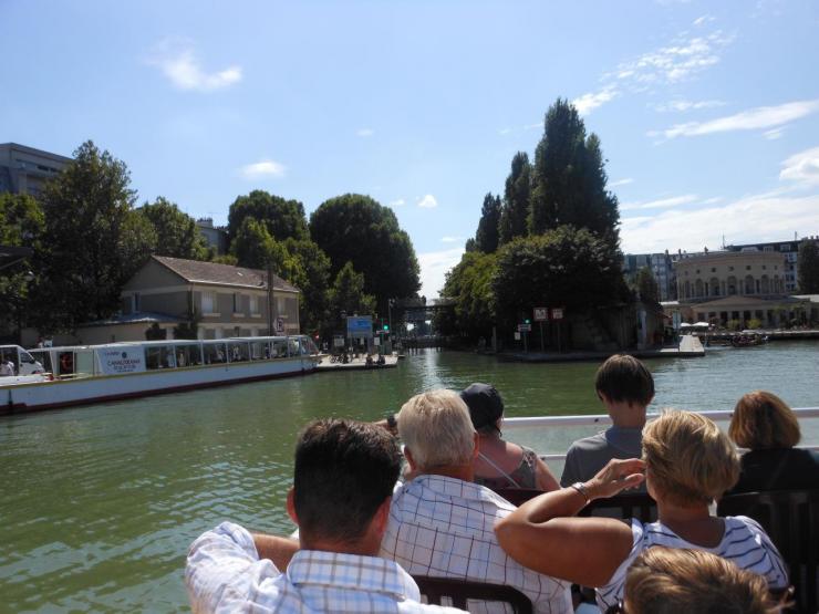 Le canal Saint Martin (28)