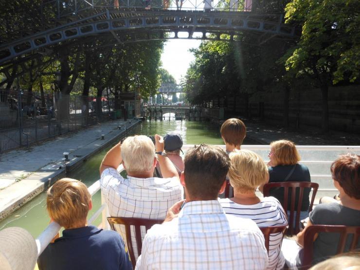 Le canal Saint Martin (29)