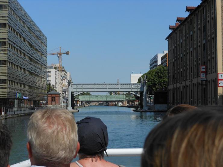 Le canal Saint Martin (3)