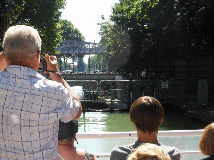 Le canal Saint Martin (30)