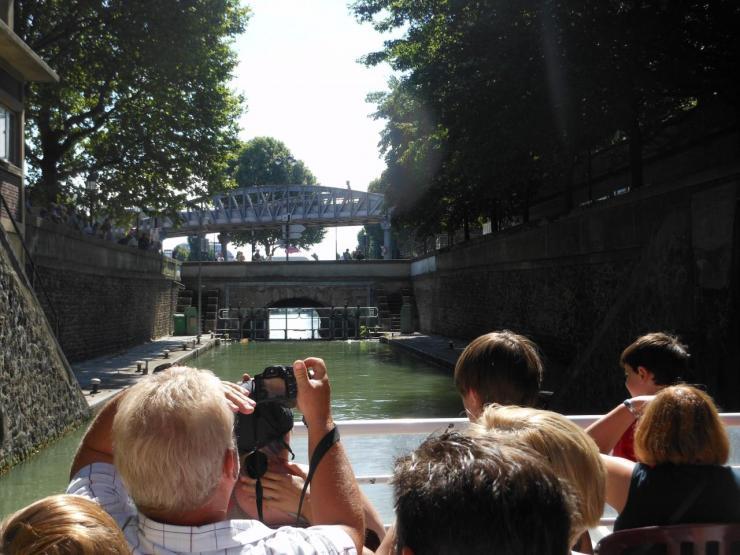 Le canal Saint Martin (33)
