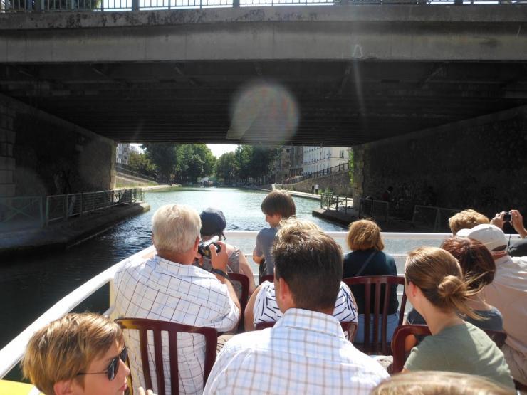Le canal Saint Martin (37)
