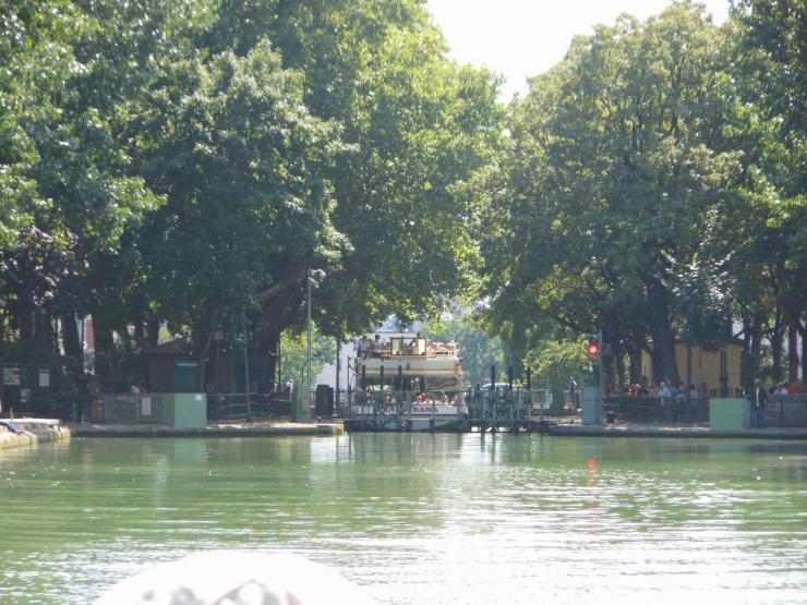 Le canal Saint Martin (38)