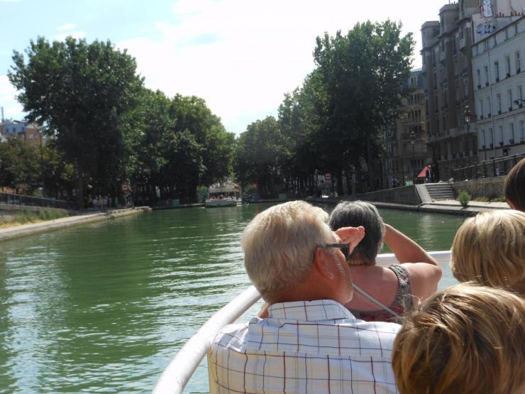 Le canal Saint Martin (39)