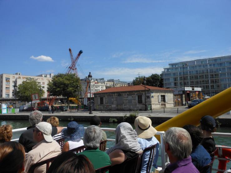Le canal Saint Martin (4)