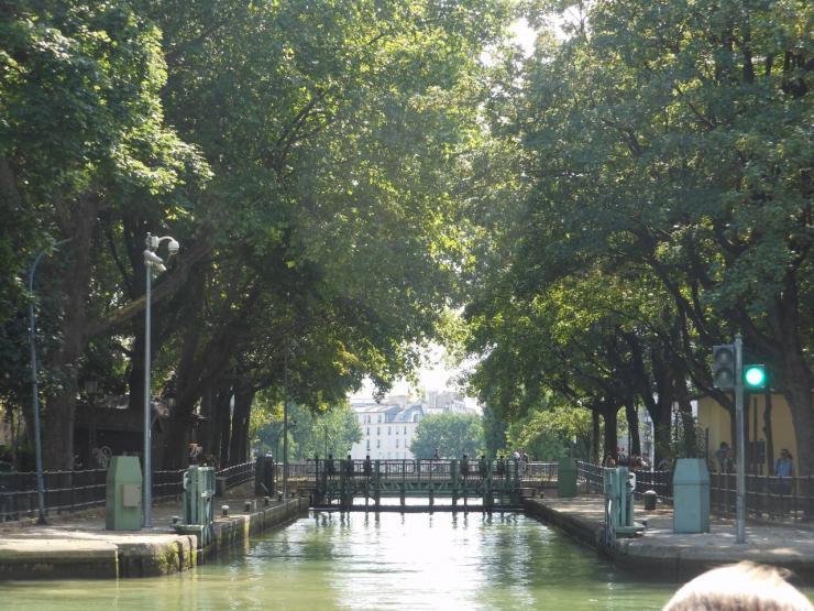Le canal Saint Martin (41)