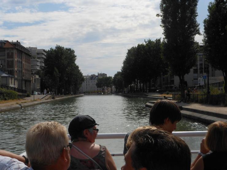 Le canal Saint Martin (42)