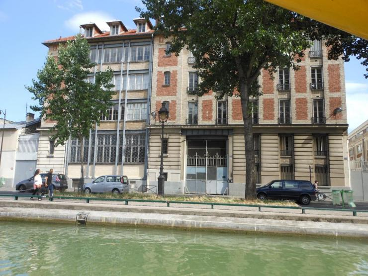 Le canal Saint Martin (43)