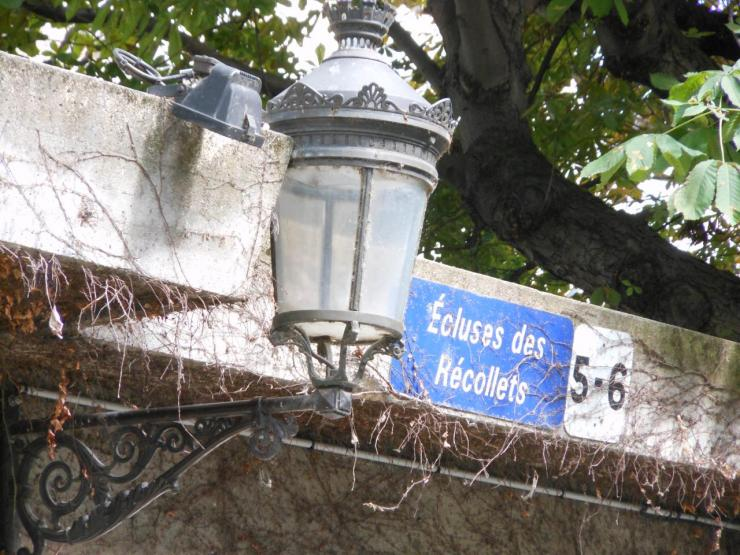 Le canal Saint Martin (46)