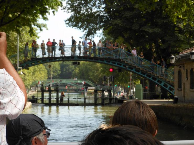 Le canal Saint Martin (47)