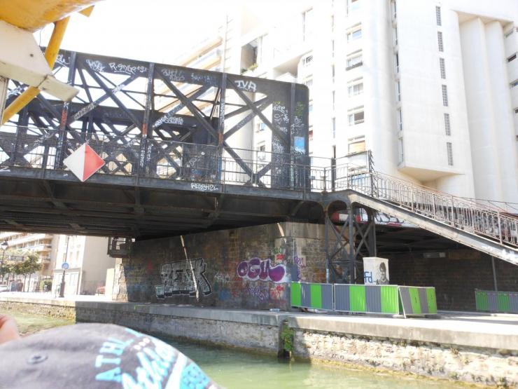 Le canal Saint Martin (5)