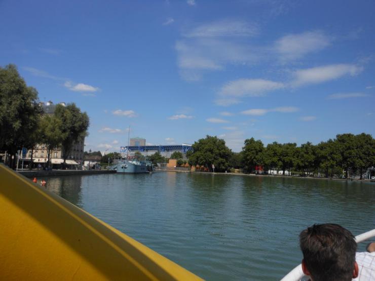 Le canal Saint Martin (6)