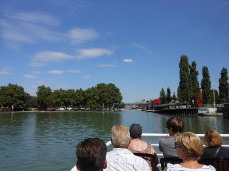 Le canal Saint Martin (7)