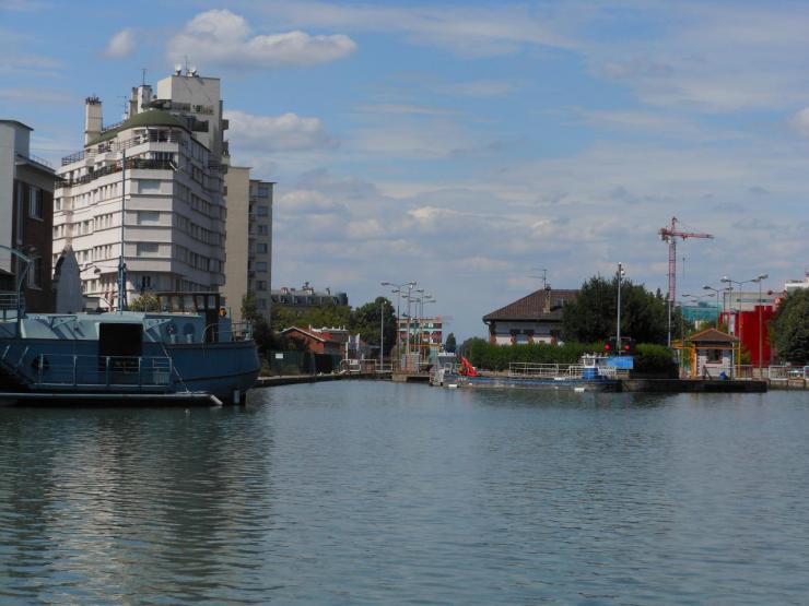 Le canal Saint Martin (8)